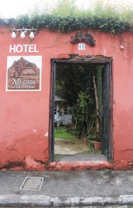 Hostel Mi Casa en La Antigua